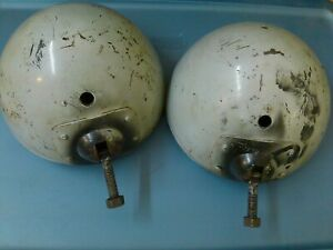 Gm Headlight Lamp Buckets Assembly Painted 7 Inch 1920 s And 30 s