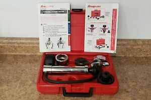 Snap On Svts262 Radiator Cooling System Tester