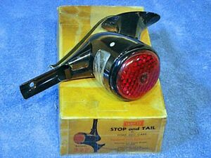 1937 Ford Stop Tail Lamp Nos Nors Rat Rod