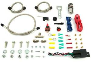 Nitrous Outlet X Series Dry Dual Stage Conversion Kit