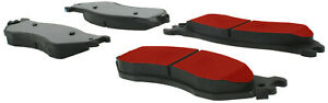 Disc Brake Pad Set Fits 2002 2006 Dodge Ram 1500 Durango Centric Parts