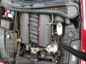 2004 Chevrolet Corvette C5 Ls1 5 7 Liter Engine 128k Miles With Wiring And Ecm