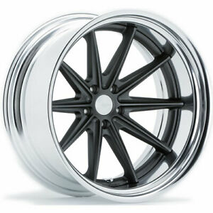 4 Staggered 20x9 5 20x10 5 Vossen Vws1 Gray 5x4 5 25 30 Wheels Rims