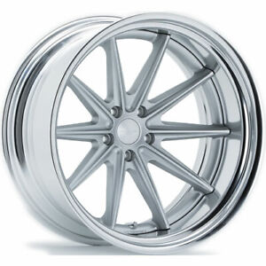 4 Staggered 20x9 5 20x11 Vossen Vws1 Silver 5x4 5 32 37 Wheels Rims