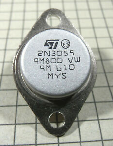 2n3055 Npn Power Transistor To 3 Package 2pcs Per Lot