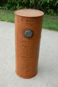 Original Round Ford Model T Gas Tank 1913 To 1920 Excellant