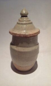 Chinese Song Yuan Dynasty Qingbai Glazed Porcelain Jar