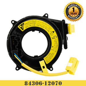 Spiral Cable Clock Spring For 1998 2003 Toyota Land Cruiser 8430612070