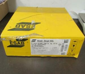 15kg 33lb Esab Shield Bright 309l 35ca12982v 1 2mm Stainless Steel Welding Wire