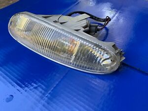 Miata Oem Front Bumper Turn Signal Light Left Drivers Side Mazda 90 97
