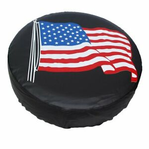 15 Inch Spare Tire Cover Wheel Covers For Rv Camper Travel Boat Trailer 27 29