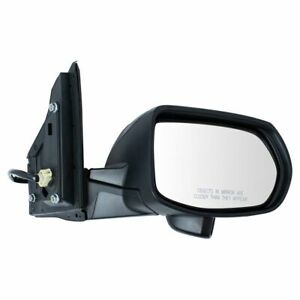 Mirror Power Heated Side View Camera Paint To Match Rh Side For Honda Cr v