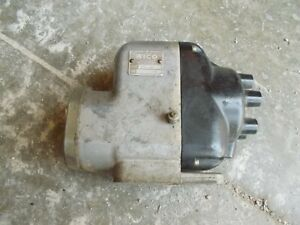 Farmall Allis Chalmers Ih Ac Tractor Engine Magneto Wico Model X Xh469 Assembly