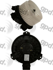 Hvac Blower Motor Fits 2007 2012 Toyota Yaris Global Parts