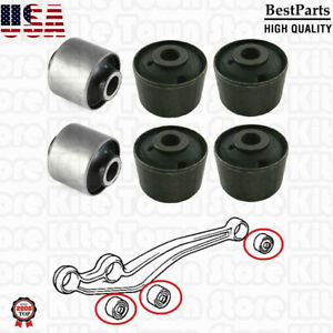 6 Suspension Front Lower Control Arm Bushing For Toyota Land Cruiser 70 80 100