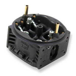 Holley Aluminum Identical Units Ultra Xp Replacement Main Body 650 Cfm Hc Gray