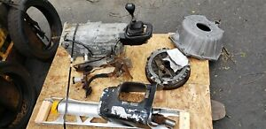 1989 Corvette Zf 6 Speed Manual Transmission Complete 39k Used