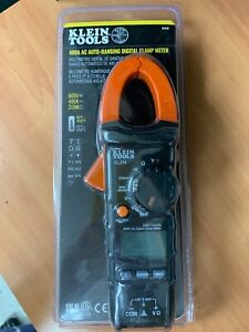Klein Cl210 400a Ac Auto ranging Digital Clamp Meter New Free Shipping