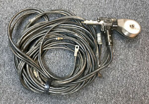 Lincoln Spool Gun With Harris Alloy Er4043 Mig Welding Wire