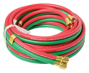 Forney 25 Ft L Oxy acetylene Hose 1 Each