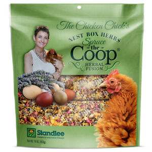 Standlee Spruce The Coop 16oz Assorted Material Chicken Coop Moisture Absorbent