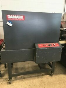 Damark Shrink Packaging Systems commercial Shrink wrapping