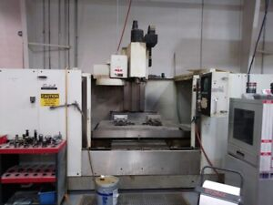 Used Fadal Vmc 6030 Cnc Vertical Mill 1994 88hs 10k Spindle