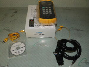 Omega Cl3515r Handheld Temperature Calibrator
