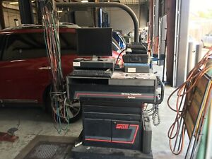 Sun Inspection System And 5 Gas Analyzer With Maha Dyno