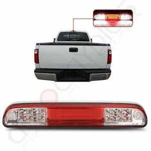 Red Led Bar Third 3rd Brake Light Cargo Functioned For 1993 2011 Ford Ranger