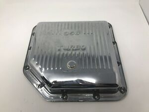Chrome Turbo 350 Transmission Pan