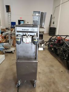 Taylor 751 Soft Serve Frozen Yogurt Ice Cream Machine Fully Working 3ph Air