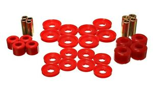 Suspension Control Arm Bushing Kit 4wd Front Energy 5 3142r
