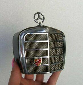 Mercedes Money Box Savings Box Mb Car Accessories Sl Vintage Classic