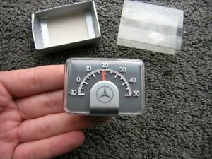 Mercedes Benz Dash Thermometer Vintage Car Accessory S Sl nos