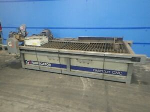 Fastcut G6 Fabricator Cnc Plasma Cutter System 60 X 120 Table 08191780012