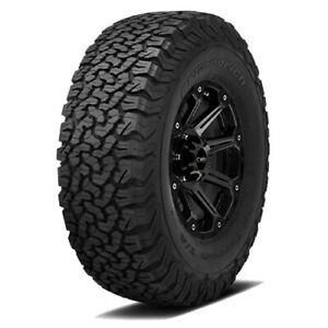 2 New Lt285 55r20 Bf Goodrich Bfg All Terrain T A Ko2 117t D 8 Ply Bsw Tires