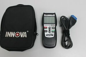 Innova 3160b Automotive Hand Held Scan Tool Abs Srs Canobd2 With Case