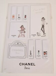 Chanel Post It Notes Sticky Memo New Sealed