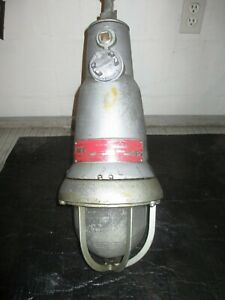 Crouse Hinds Explosion Proof Light Fixture