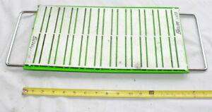 Snap On Tools Magnetic Magna Panel Tray W Handles Socket Wrench Holder 16x8