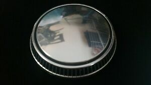 1965 1972 Ford Hubcap Center Cap Poverty Dog Dish Baby Moon Oem Used 9 1 2