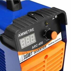 Welding Machine Inverter Welder Set Arc 400 All copper Core Inverter Eu Wm