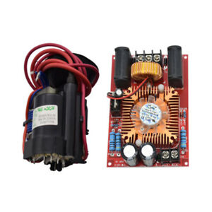 Zvs Tesla Coil Power Supply High Voltage W Ignition Coil Science Model Kits