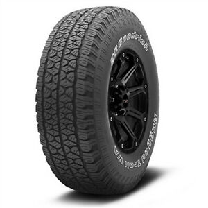 P275 65r18 Bf Goodrich Bfg Rugged Trail T A 114t B 4 Ply White Letter Tire