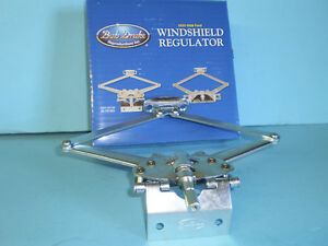 1933 1934 Ford Closed Car Windshield Regulator Coupe Sedan