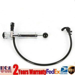 Beer Keg Pump party Tap For Draft Beer co2 System Lever Coupler 4 Chrome Pump