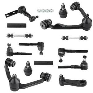 14pc Complete Front Suspension Kit For 1997 2003 Ford F 150 4x4 2 5 Brand New
