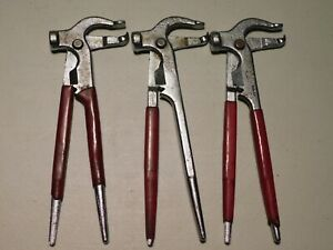 Tire Weight Removal Pliers Hammer Tools Set 3 Balance Balancing Installation