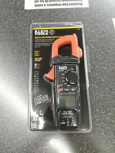 Klein Tools Cl700 Digital Clamp Meter Ac Auto ranging 600a Free Shipping